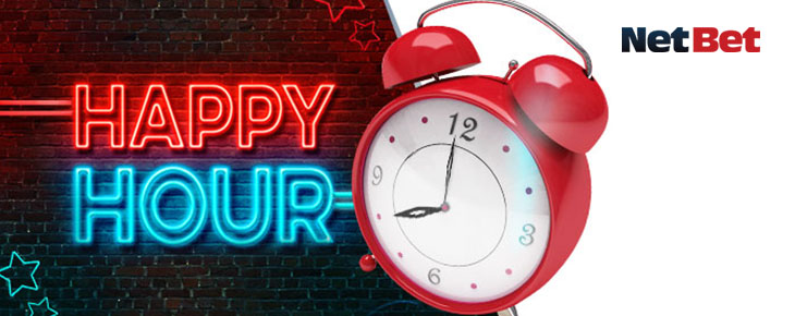 NetBet Casino Happy Hour