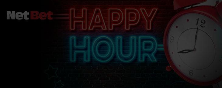 Netbet Casino Friday Happy Hour