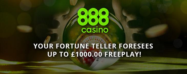 888 casino June Fortune promo